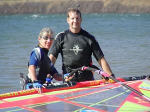 Pat and Ann